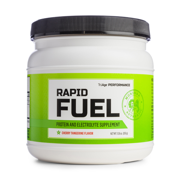 TruAge Rapid Fuel Protein & Electrolyte Supplement