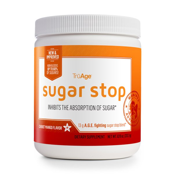 TruAge Sugar Stop Dietary Supplement